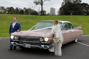 Goldstar Wedding Car Hire - 4 Door Cadillac Sedan De Ville Hire