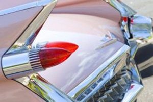 Goldstar Wedding Car Hire - 4 Door Cadillac Sedan De Ville Hire