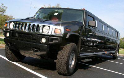 Black Hummer Limousine Hire