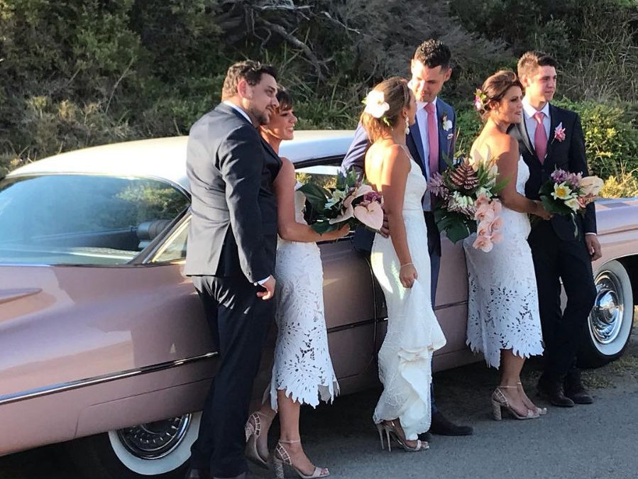 Gold Star - Wedding Party Car Hire Melbourne