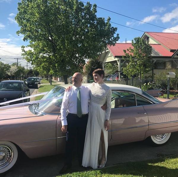 Gold Star Wedding Car Hire - Retro Car Hire